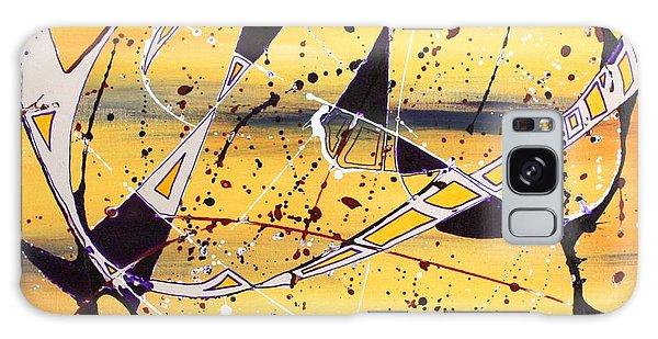 Arabella Galaxy Case by Pat Purdy