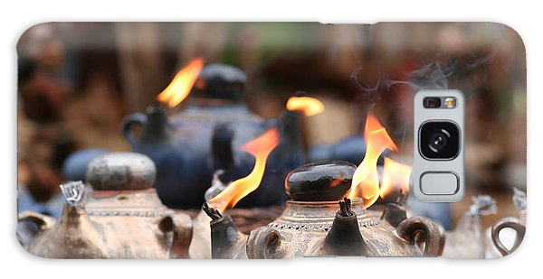 Arabic Oil Lamp Galaxy Case