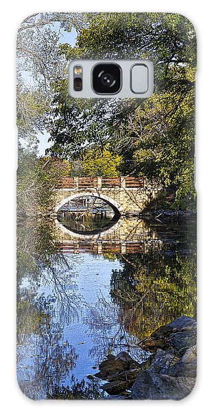 Arboretum Drive Bridge - Madison - Wisconsin Galaxy Case