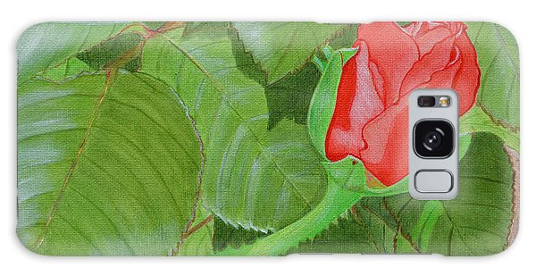 Arboretum Rose Galaxy Case by Donna  Manaraze