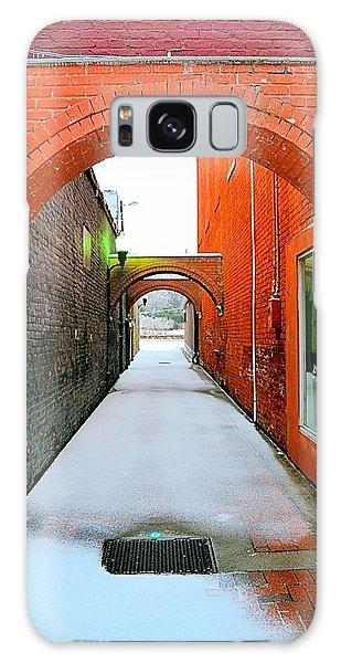Arch And Corridor Galaxy Case