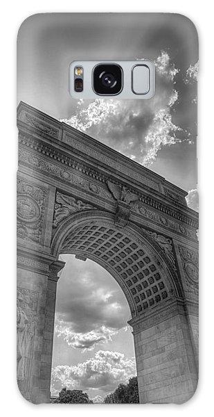 Arch At Washington Square Galaxy Case