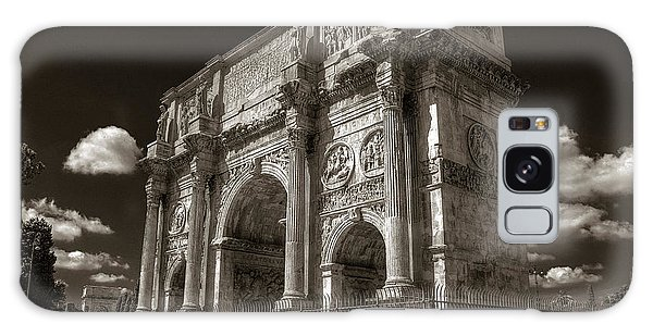 Arch Of Constantine Galaxy Case