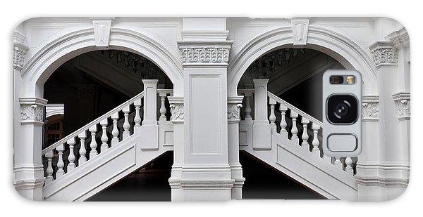 Arch Staircase Balustrade And Columns Galaxy Case