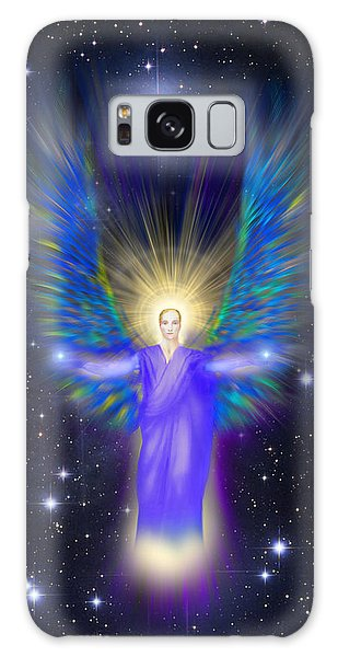 Archangel Michael Galaxy Case