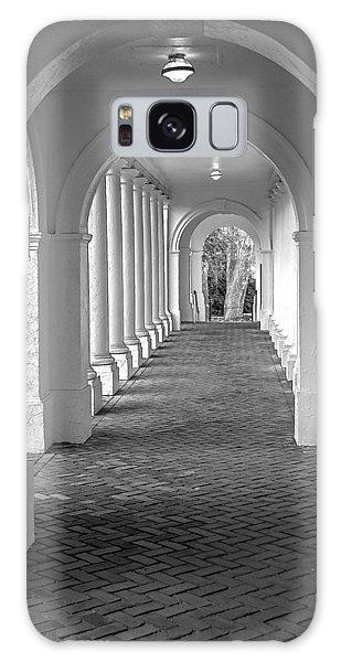 Arches At The Rotunda At University Of Va 2 Galaxy Case by Jerry Gammon
