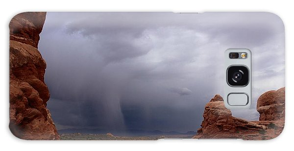 Arches National Monument Moab Galaxy Case
