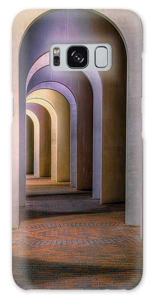 Arches Of The Ferguson Center Galaxy Case by Jerry Gammon