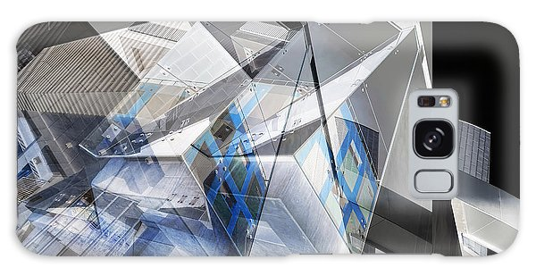 Architectural Abstract Galaxy Case