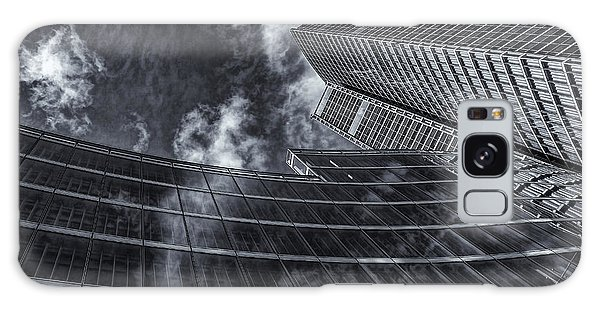 Architectural View With Clouds Galaxy Case