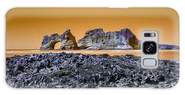 Archway Island Galaxy Case