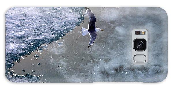 Arctic Flight Galaxy Case