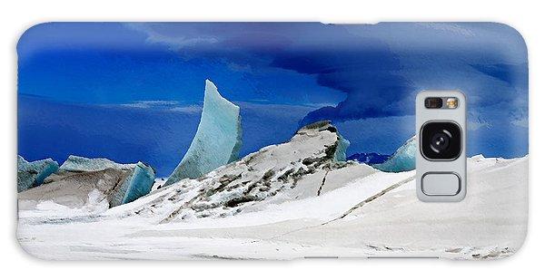 Arctic Pressure Ridge Galaxy Case