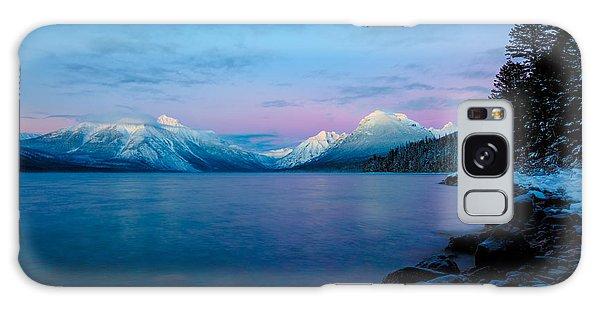 Arctic Slumber Galaxy Case by Aaron Aldrich