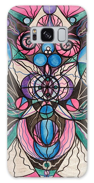 Arcturian Healing Lattice  Galaxy Case