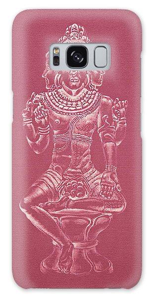 Ardhanarishvara II Galaxy Case by Michele Myers