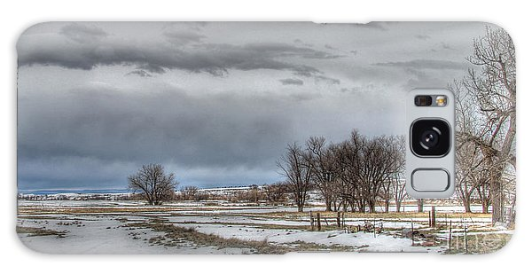 Ardmore Prairie Galaxy Case by Bill Gabbert