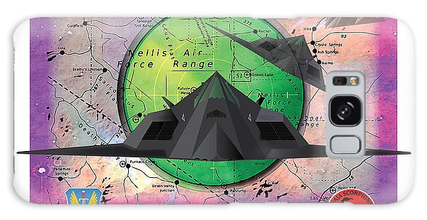Area 51 Galaxy Case