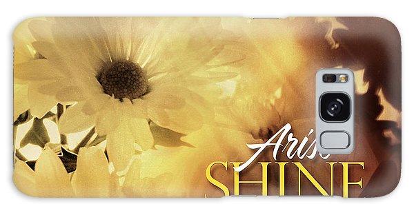 Arise Shine Galaxy Case
