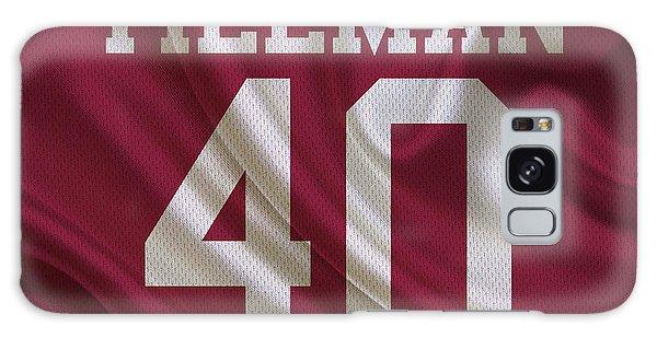 Cardinal Galaxy Case - Arizona Cardinals Pat Tillman by Joe Hamilton