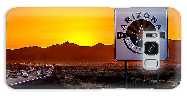 Truck Galaxy Case - Arizona Centennial by Az Jackson
