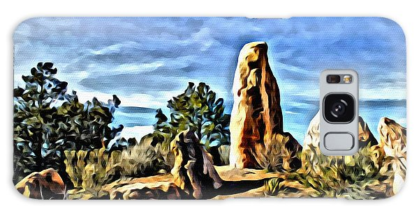 Arizona Monolith Galaxy Case