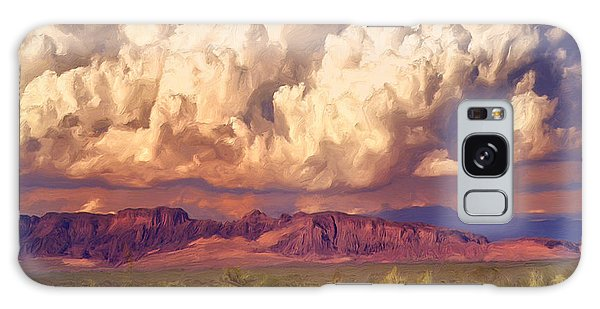 Arizona Monsoon Galaxy Case