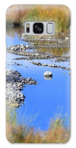 Arizona Salt River Galaxy Case by Karyn Robinson