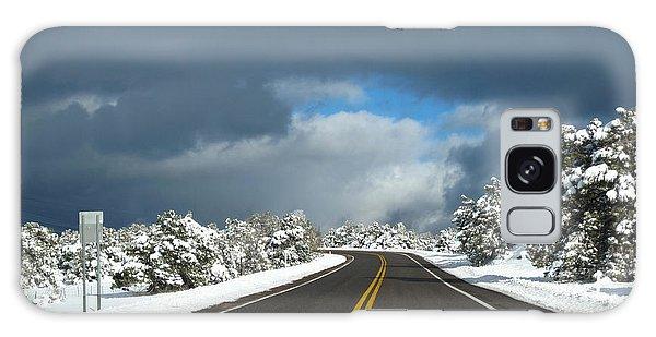Arizona Snow 1 Galaxy Case
