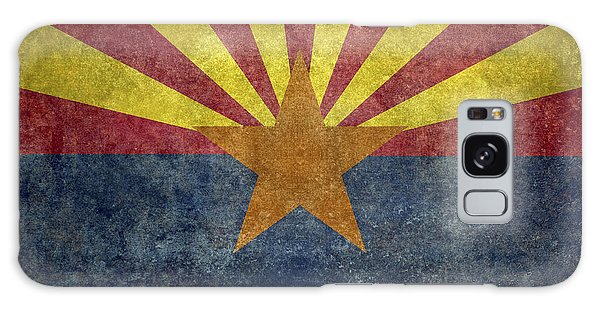 Arizona State Flag Galaxy Case