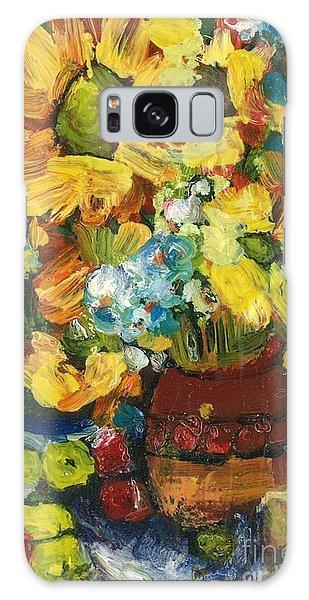 Arizona Sunflowers Galaxy Case