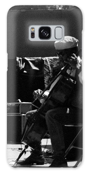 Arkestra Cellist Uc Davis Quad Galaxy Case