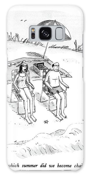 Armand, Which Summer Did We Become Chair People? Galaxy Case