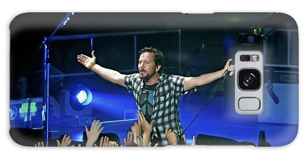 Pearl Jam Galaxy Case - Arms Wide Open by David Powell