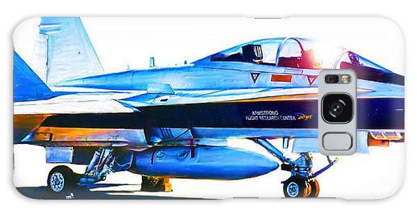 Armstrong Flight Research Center F-18 Hornet Galaxy Case
