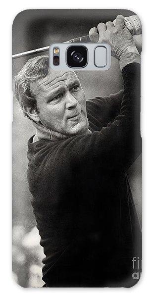 Arnold Palmer Pro-am Golf Photo Pebble Beach Monterey Calif. Circa 1960 Galaxy Case