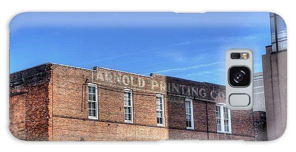 Arnold Printing Co Building Galaxy Case