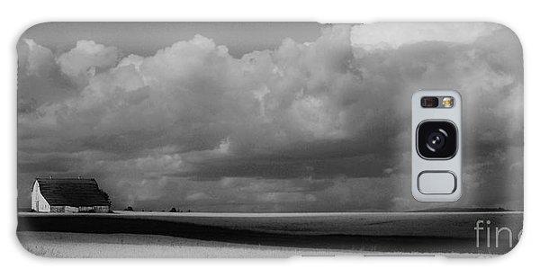Aroostook Wheat Field Galaxy Case