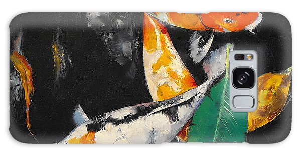 Collectibles Galaxy Case - Around And About by Michael Creese