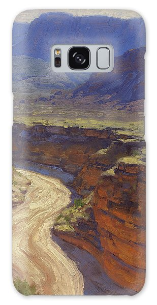 Grand Canyon Galaxy S8 Case - Around The Bend by Cody DeLong