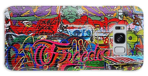 Art Alley Two Galaxy Case