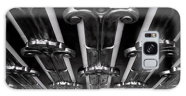 Art Deco At The Henry Fonda Bw Galaxy Case