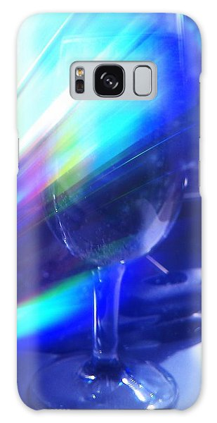 Art Glass Galaxy Case by Martin Howard
