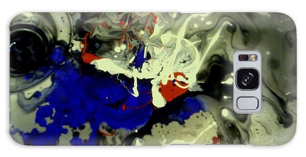 Art In A Sink Galaxy Case by Kelly Awad