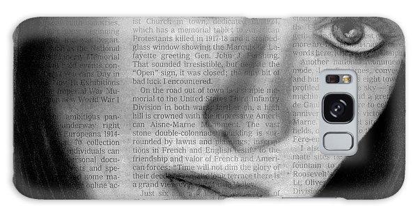 Art In The News 34- Meryl Streep Galaxy Case