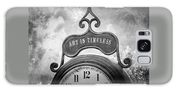 Art Is Timeless Galaxy Case
