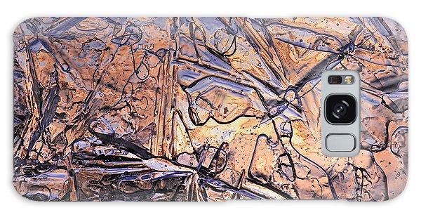Art Of Ice 2 Galaxy Case