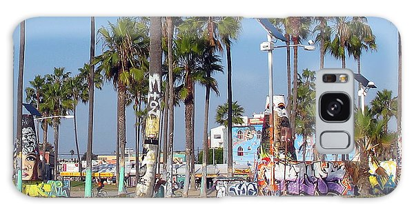 Art Of Venice Beach Galaxy Case