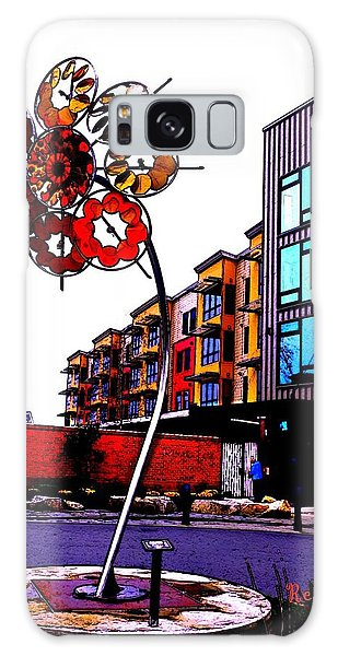 Art On The Ave Galaxy Case by Sadie Reneau