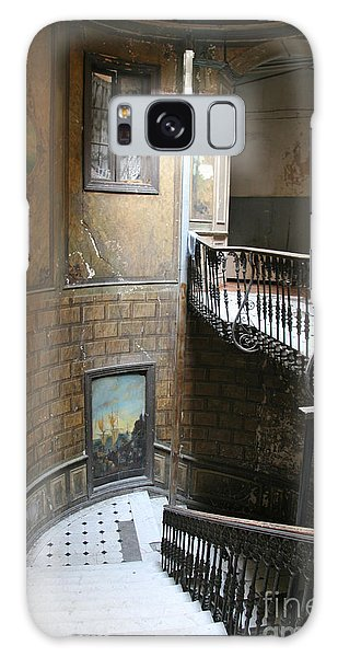 Artistic Staircase In Tbilisi Galaxy Case